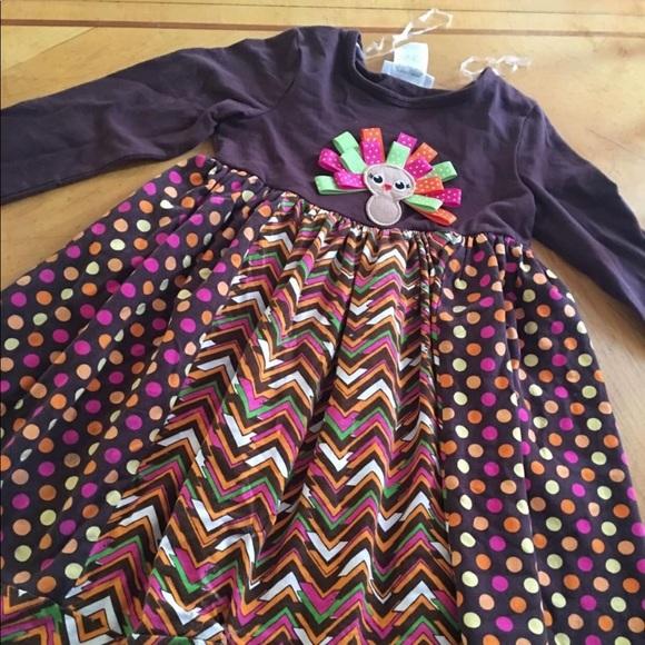 fcd13369188 Bonnie Jean Dresses | Turkey Dress Size 7 | Poshmark